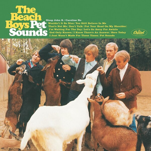 Pet Sounds - Cover Art