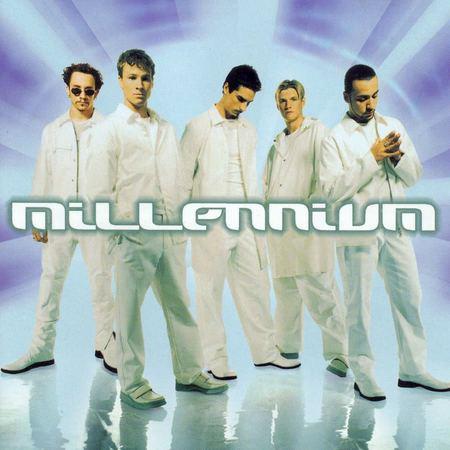 Millennium - Cover Art