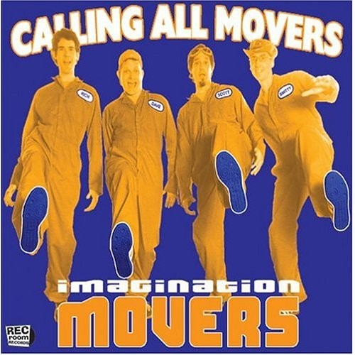 Calling All Movers - Cover Art
