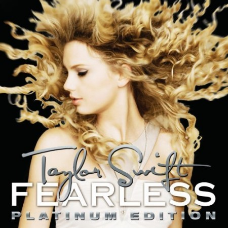 Fearless (Platinum Edition) - Cover Art