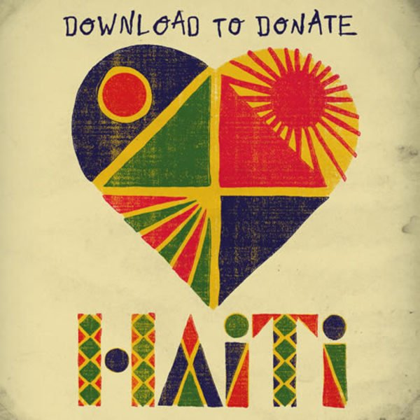 Download to Donate for Haiti - Cover Art