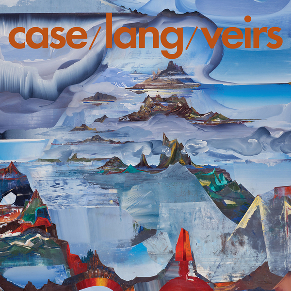 case / lang / veirs - Cover Art