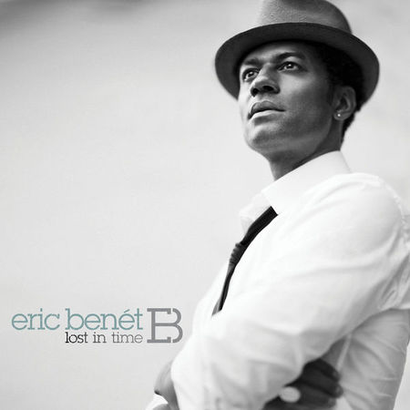 Eric Benet Lost In Time (Deluxe Version) - Cover Art
