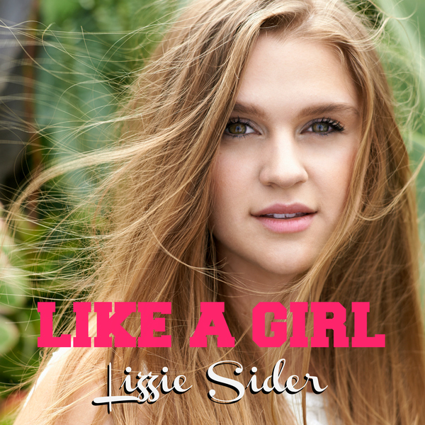 Like A Girl - Cover Art