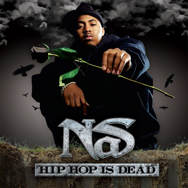 Hip Hop Is Dead - Cover Art