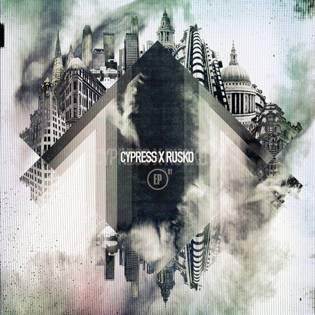 Cypress X Rusco EP - Cover Art