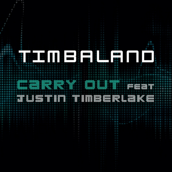 TIMBALAND – CARRY OUT - Cover Art