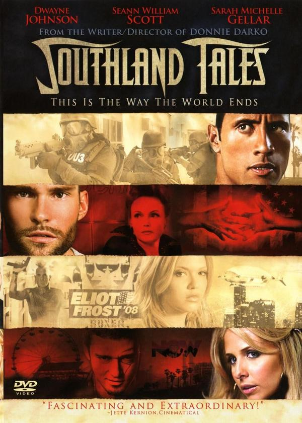 Southland Tales - Cover Art