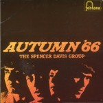 The Spencer Davis Group: Autumn '66 - Cover Art