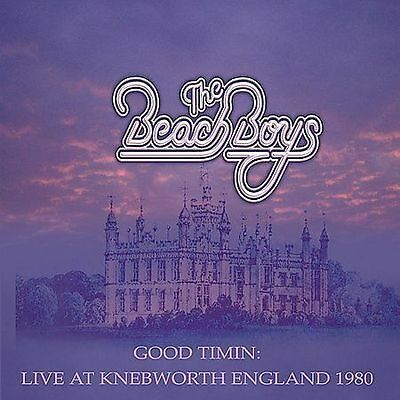 Good Timin: Live At Knebworth England 1980 - Cover Art