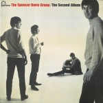 The Spencer Davis Group: The Second LP - Cover Art