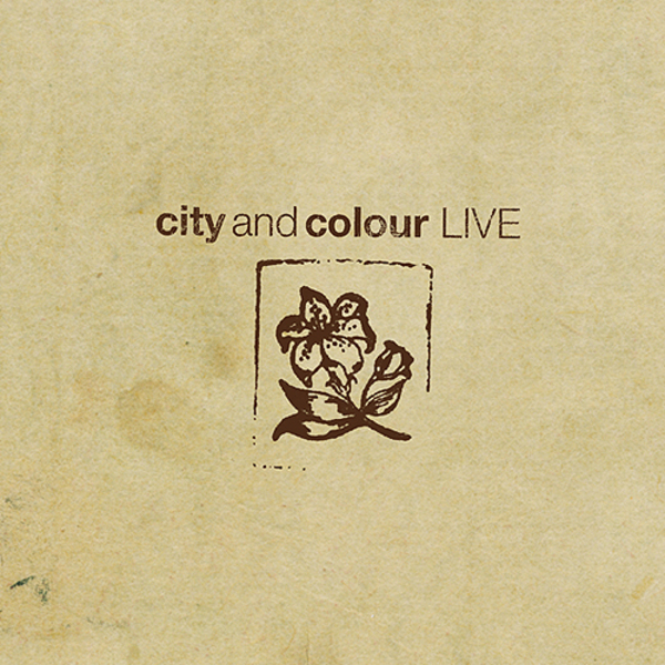 Live - Cover Art