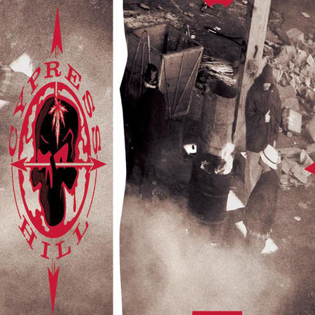 Cypress Hill - Cover Art