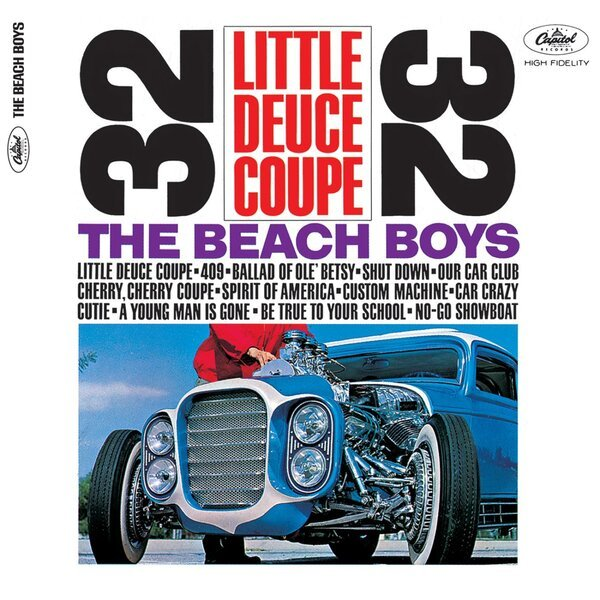 Little Deuce Coupe - Cover Art