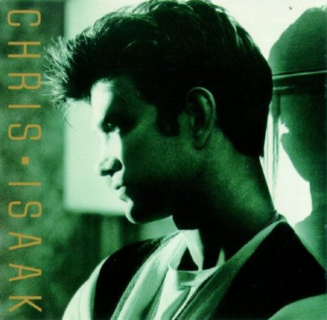 Chris Isaak - Cover Art