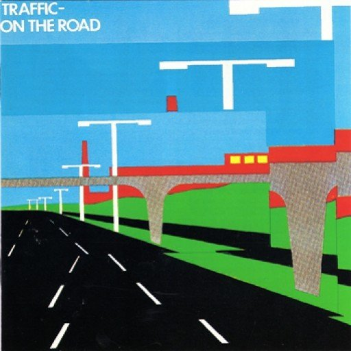 Traffic: Live: On the Road - Cover Art