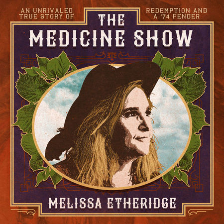 The Medicine Show - Cover Art