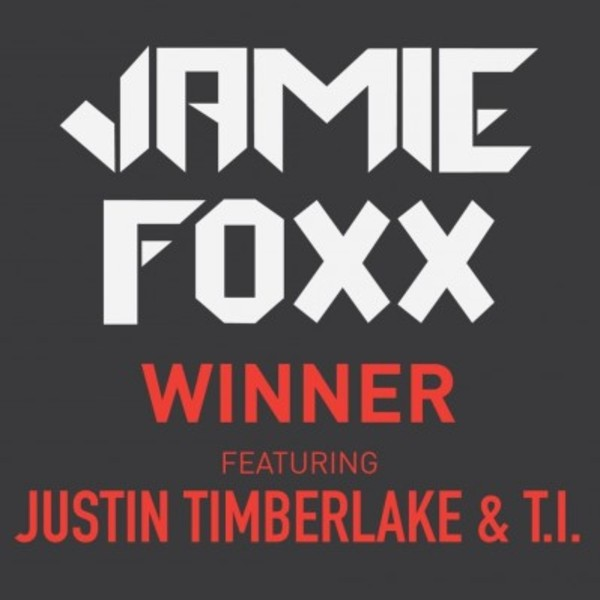 JAIME FOXX – WINNER - Cover Art