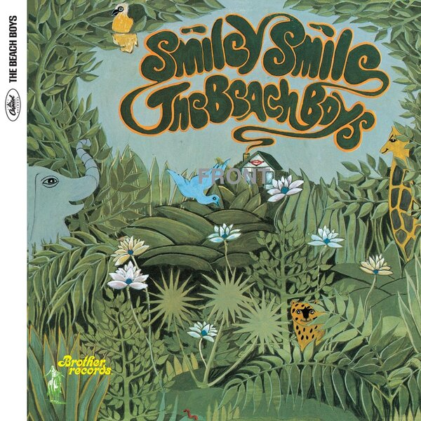 Smiley Smile - Cover Art