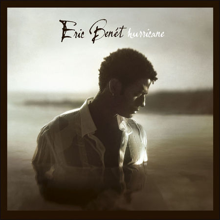 Eric Benet Hurricane - Cover Art