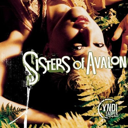 Sisters of Avalon - Cover Art