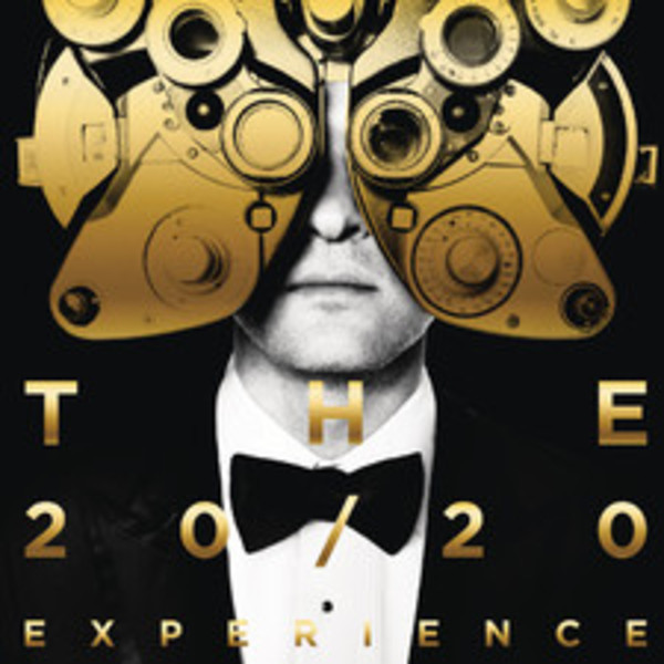 The 20/20 Experience – 2 of 2 - Cover Art