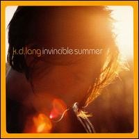 Invincible Summer - Cover Art