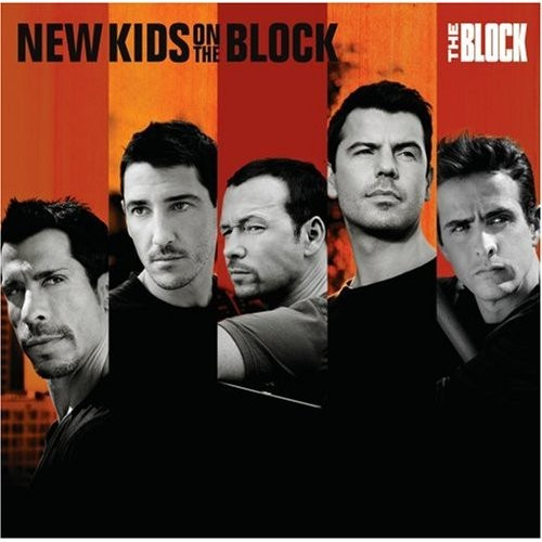 The Block - Cover Art