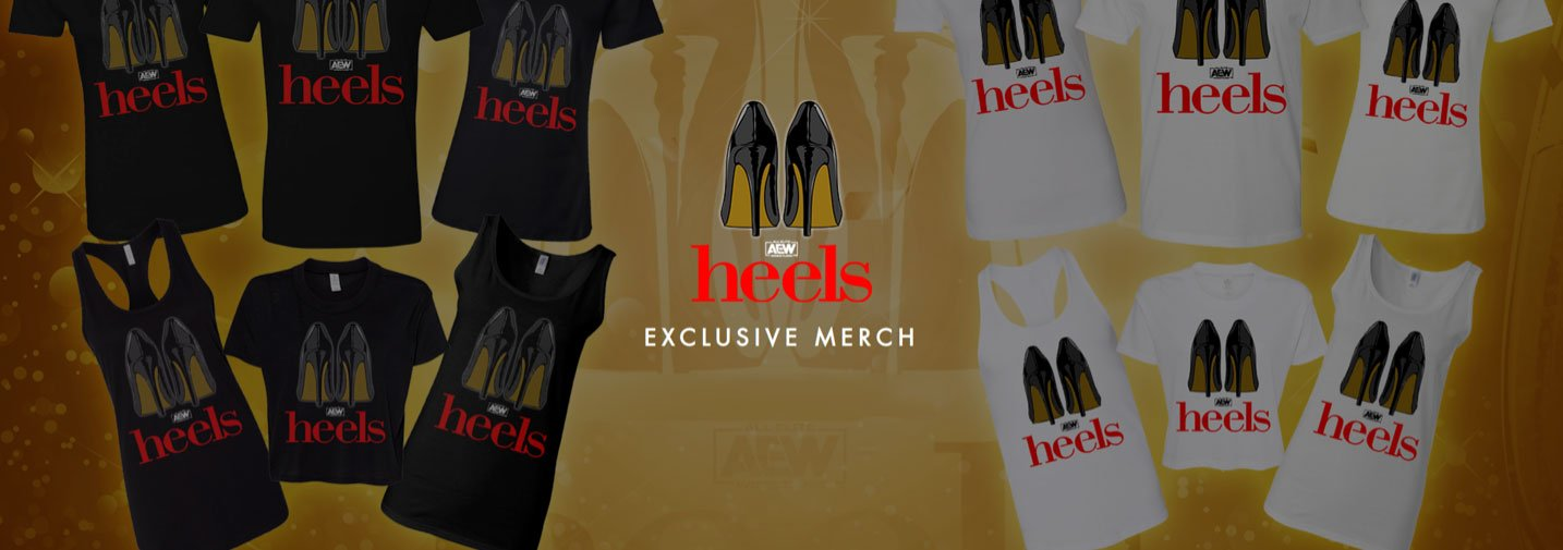 Heels Exclusive Merch