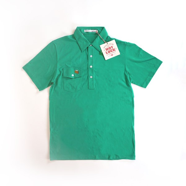 Green Criquet Polo - Taco