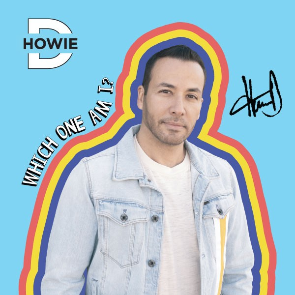 Howie D Which One Am I? Signed CD image