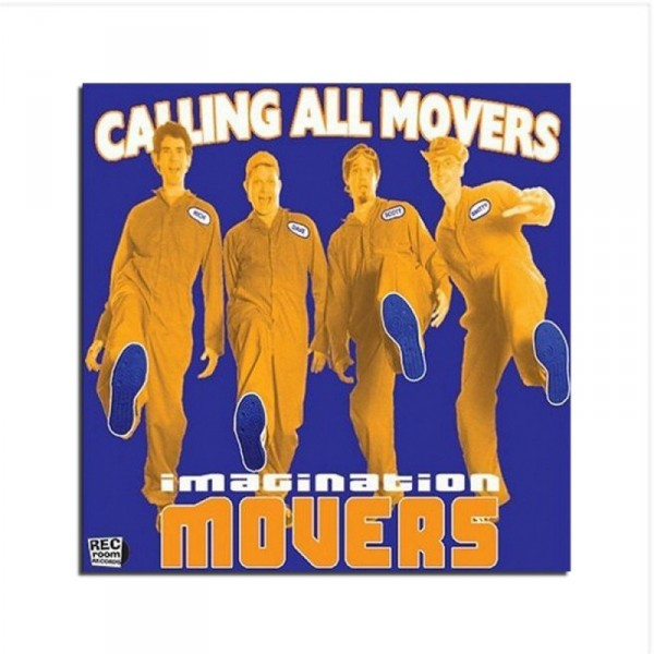 Calling All Movers CD image