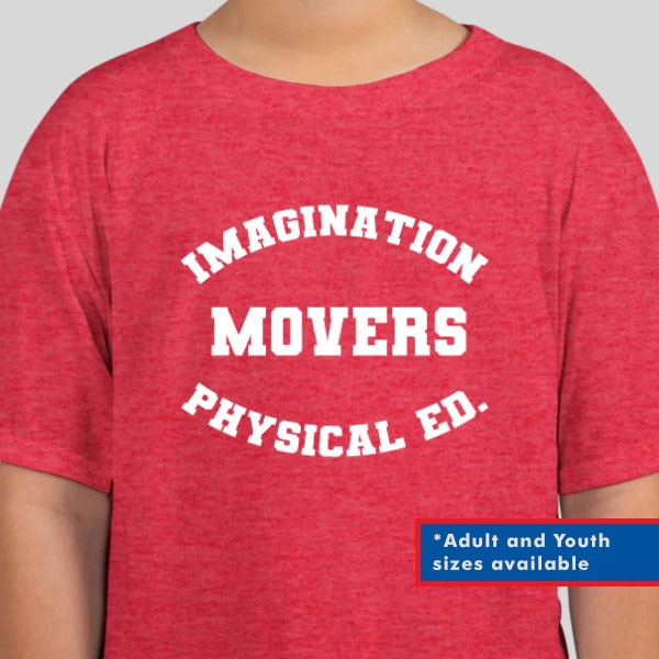 Physical Ed (Adult, Youth) image