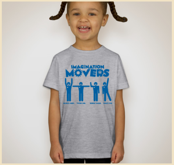 NEW Movers T-Shirt