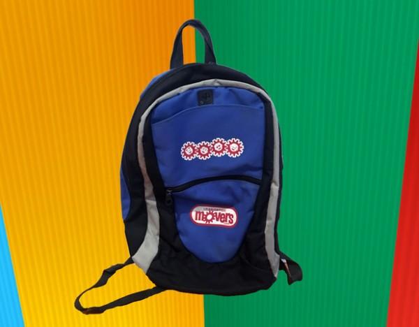 Imagination Movers Retro Backpack image