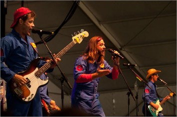 The Movers at Life Is Good Fest-2011