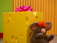 Where Is Warehouse Mouse? (Big Cheese)