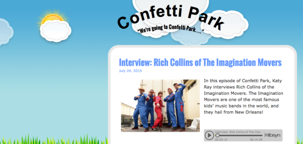 Interview with Confetti Park