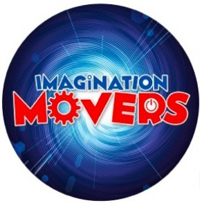 Movers New Logo Sticker image