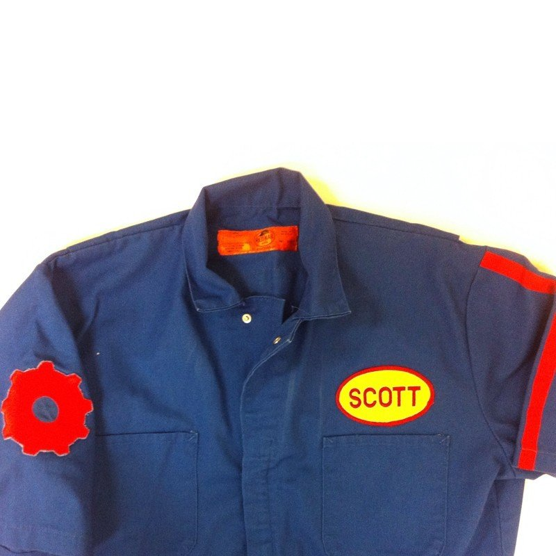 Mover Scott Suit