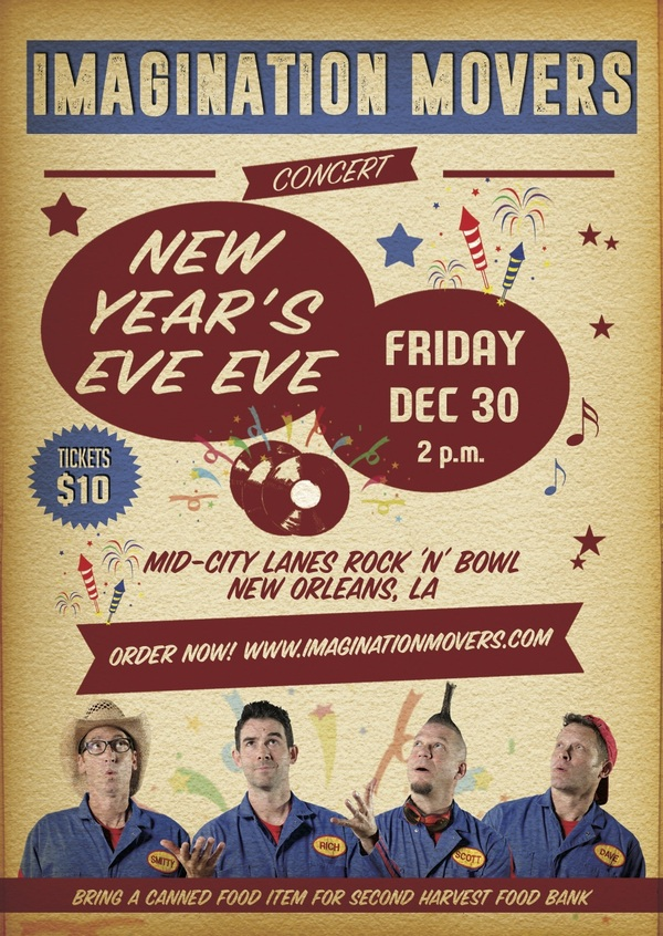 New Year's Eve Eve Concert