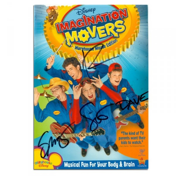 Imagination Movers - Official Site