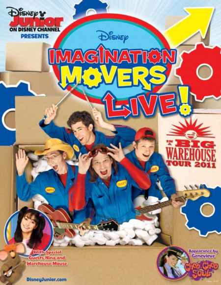Choo Choo Soul to Join the Movers!