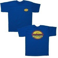 Official Movers T-Shirt