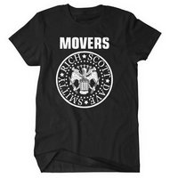 Movers Back in Black Tee Returns