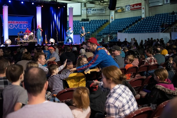 Imagination Movers Return to Canada