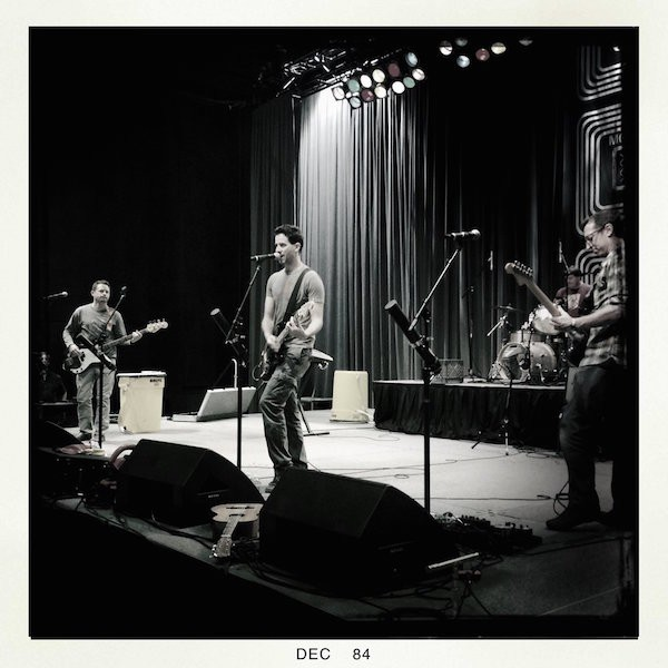 Friends of the Movers Sound Check
