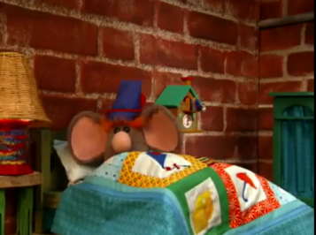 Where Is Warehouse Mouse? (Clock Shock)