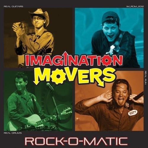Rock-o-Matic CD/DVD