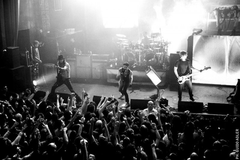 Buenos Aires, April 10, 2012